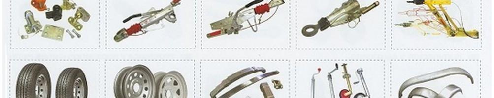 Enganches, cabezales y ruedas
